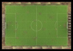 Das neue Spielfeld ohne die schwarzweißen Felder.